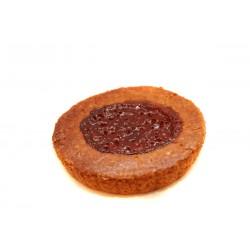 Gâteau breton framboise...