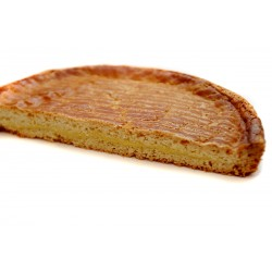 Gâteau breton citron