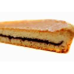 Gâteau breton myrtille